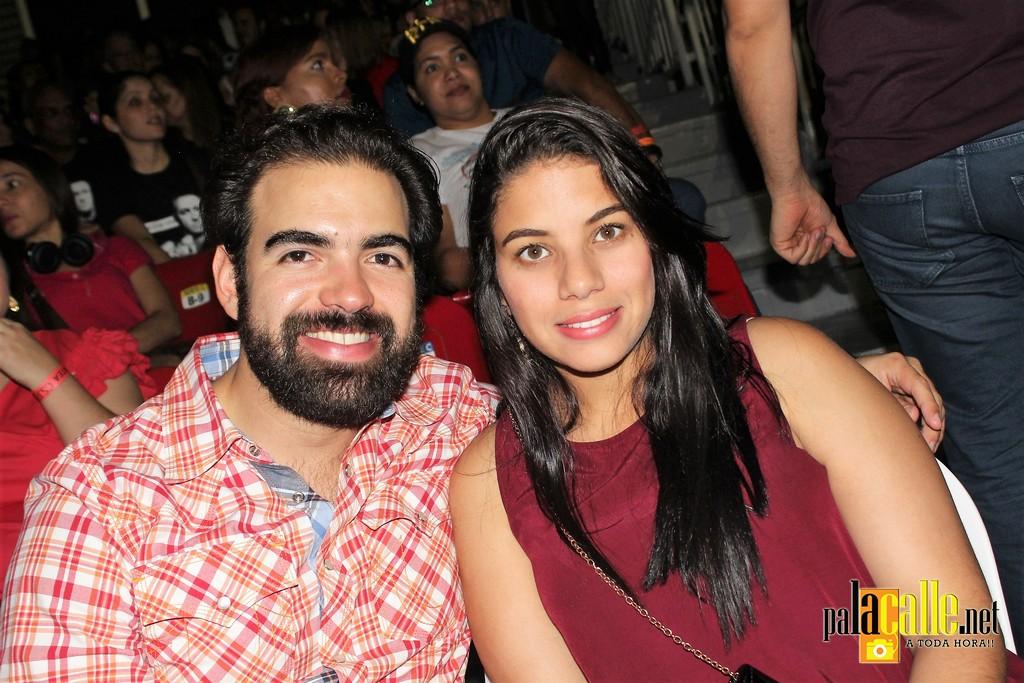 Camila y Franco de Vita 9palacalle.net