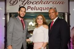 2 Principal 2 Edmil Pereyra, Aimee Alcantara y Damaso Piña
