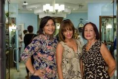 9.Maria Kilson, Nataly Alcantara y Gelen Soto