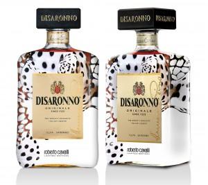Foto 32 Botella Disaronno Diseñada por Roberto Cavalli