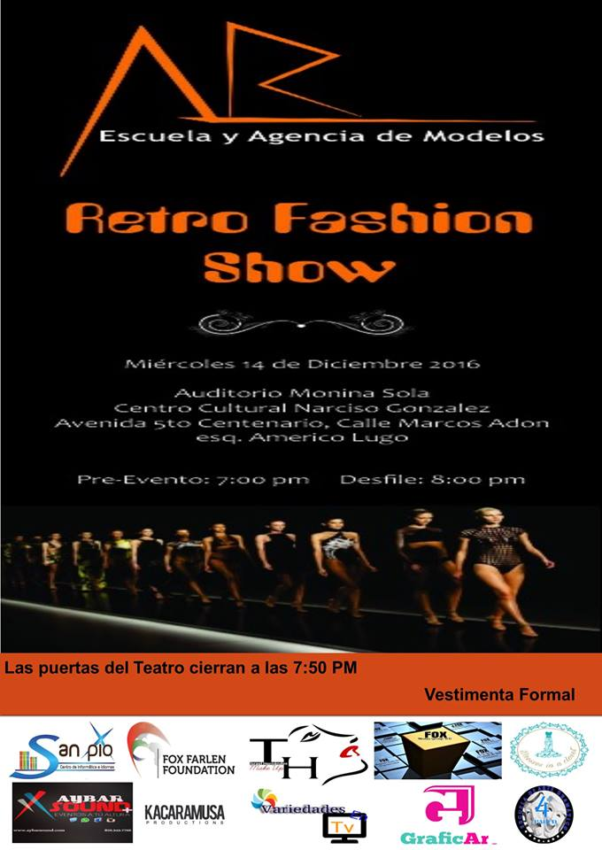 Retro Fashion Show