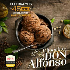 Chocolate Don Alfonso