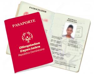 Pasaporte Olimpiadas Especiales