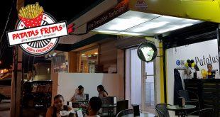 Patatas Fritas un nuevo concepto de comida rápida