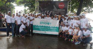 La Compañía Coca-Cola y Bepensa Dominicana se unen a la Jornada Mundial de Limpiezas de Costas