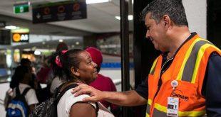 PAWA Dominicana traslada desde St. Marteen a más de 400 dominicanos afectados por huracán Irma