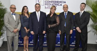 Milex celebra su XXVI Conferencia Pediátrica
