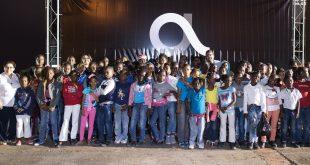Fundación Altice llevó a niños de la Fundación Merced a disfrutar del show Diney On Ice