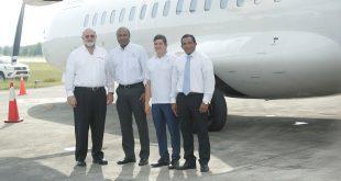AIRBOX Cargo recibe aeronave para inicio de sus operaciones