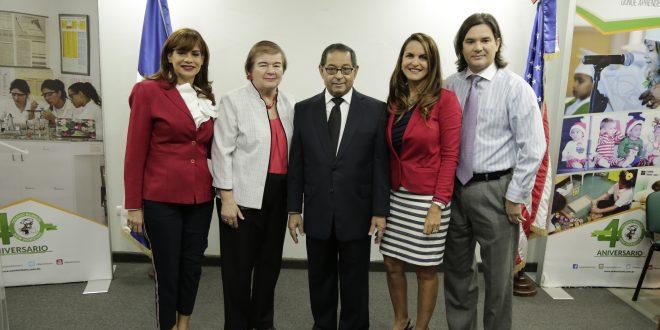 New Horizons realiza charla con el Magistrado Mariano Germán