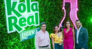 ¨Kola Real Ligera¨ lo nuevo de Industrias San Miguel
