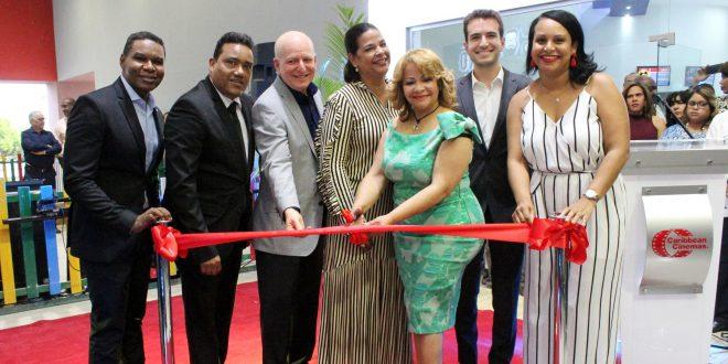 CARIBBEAN CINEMAS ABRE SUS PUERTAS EN SAN JUAN DE LA MAGUANA