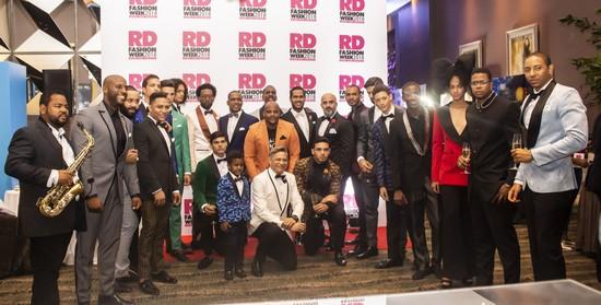 Personalidades dominicanas desfilan para Calpo Atelier en el RD Fashion Week