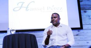 Hansel Pérez dicta conferencia magistral en Teatro Roraima