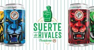 Cerveza Presidente lista para la temporada de béisbol invernal