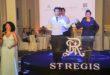 Stephany Ortega firma con la famosa cadena de hoteles de lujo St. Regis